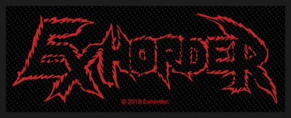 Exhorder - Logo (Patch)