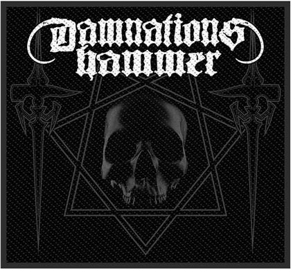 Damnation's Hammer - Hammers & Skull (Patch)