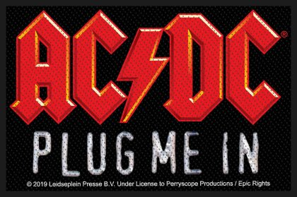 AC/DC - Plug Me In (Patch)
