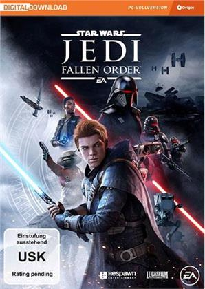 Star Wars Jedi Fallen Order - (Code in a Box) (German Edition)