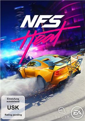 Need for Speed Heat - (Code in a Box) (German Edition)