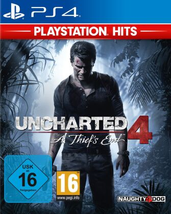 PlayStation Hits: Uncharted 4 - A Thiefs End