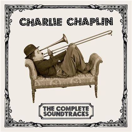 Chaplin Charlie - The Complete Soundtracks (12 CDs)