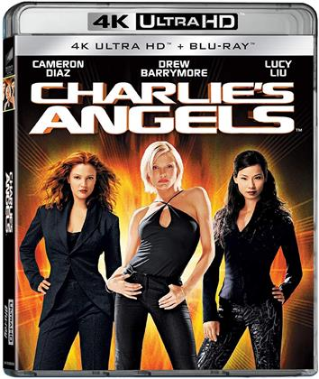 Charlie's Angels (2000) (4K Ultra HD + Blu-ray)