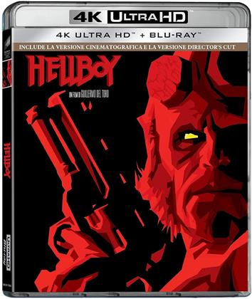 Hellboy (2004) (4K Ultra HD + Blu-ray)