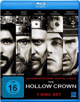 The Hollow Crown - Die komplette Serie - Staffel 1 und 2 (7 Blu-rays)