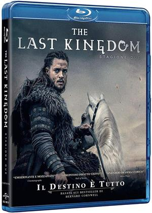 The Last Kingdom - Stagione 2 (3 Blu-ray)