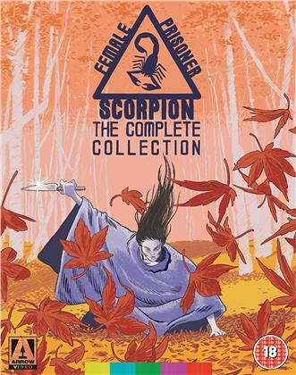 Female Prisoner Scorpion - The Complete Collection (4 Blu-ray)