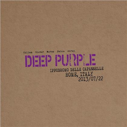 Deep Purple - Live In Rome 2013 (Limited, 2 CDs)