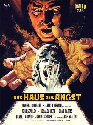 Das Haus der Angst (Eurocult Collection, Cover A, Giallo Serie, Limited Edition, Mediabook)