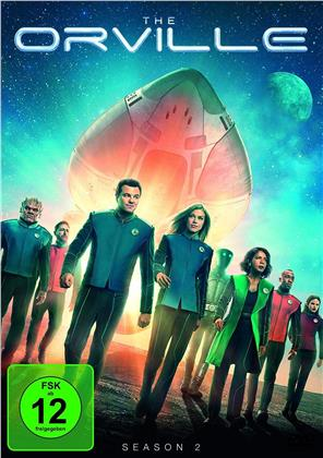 The Orville - Staffel 2 (4 DVDs)