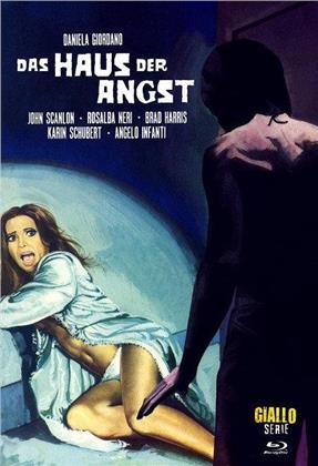 Das Haus der Angst (Eurocult Collection, Cover B, Giallo Serie, Limited Edition, Mediabook, Blu-ray + DVD)