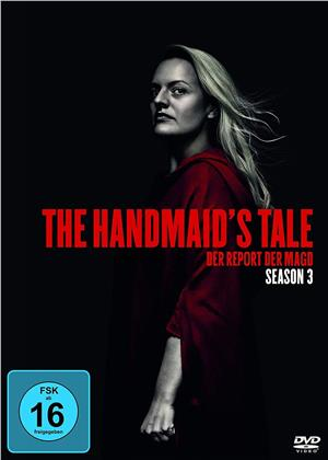 The Handmaid's Tale - Der Report der Magd - Staffel 3 (5 DVDs)