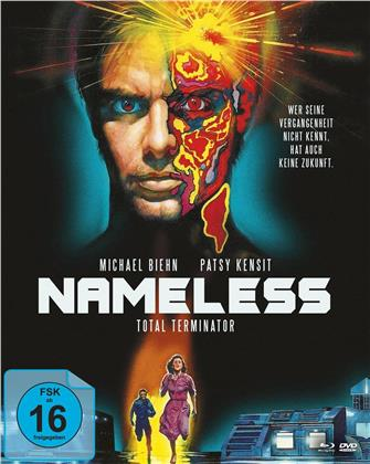 Nameless - Total Terminator (1991) (Cover A, Mediabook, Blu-ray + DVD)