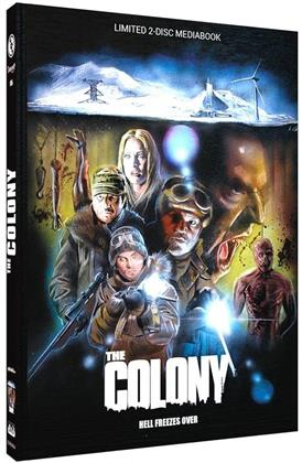 The Colony - Hell Freezes Over (2013) (Cover A, Limited Edition, Mediabook, Blu-ray + DVD)
