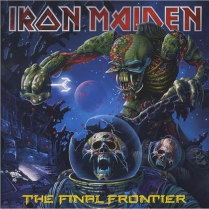 Iron Maiden - The Final Frontier (2019 Reissue, Digipack)