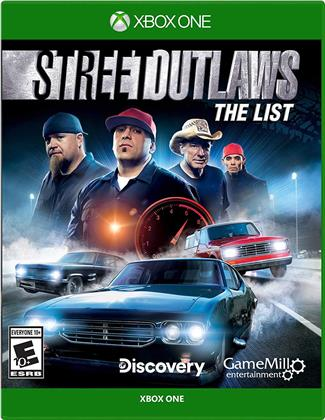 Street Outlaws - The List