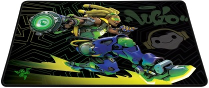 Razer Goliathus - Medium [Speed] Gaming Mousepad - Overwatch Lucio Edition