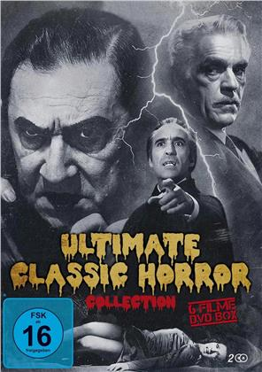 Ultimate Classic Horror Collection - 6 Filme DVD Box (2 DVDs)