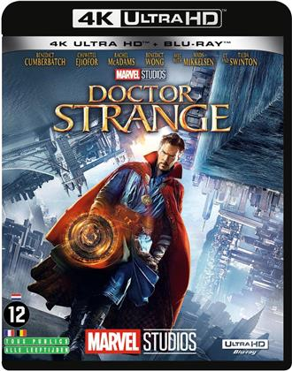 Doctor Strange (2016) (4K Ultra HD + Blu-ray)
