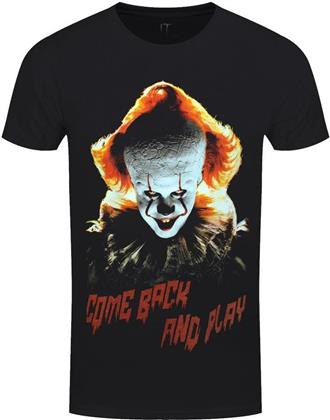 It Chapter 2 - Come Back and Play - Men's T-Shirt - Grösse XL