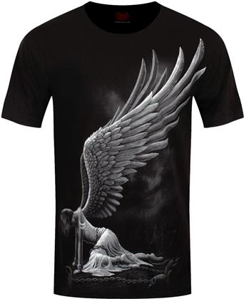 Spiral - Angel - Men's T-Shirt