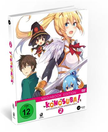 KonoSuba - Vol. 2 (Limited Edition, Mediabook)
