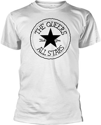 Queers, The - All Stars (White)