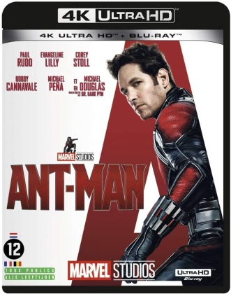 Ant-Man (2015) (4K Ultra HD + Blu-ray)