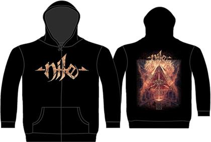 Nile - Vile Nilotic Rites Zipper Hoody