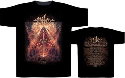 Nile - Vile Nilotic Rites T-Shirt