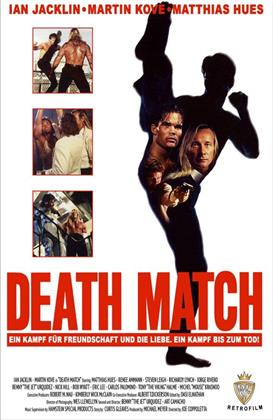 Death Match (1994) (Grosse Hartbox, Cover A, Limited Edition, Uncut)