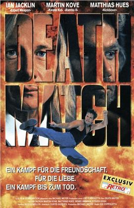 Death Match (1994) (Grosse Hartbox, Cover B, Limited Edition, Uncut)