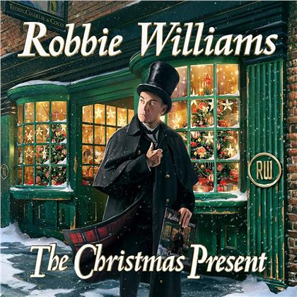 Robbie Williams - The Christmas Present (Deluxe Edition, 2 CDs)