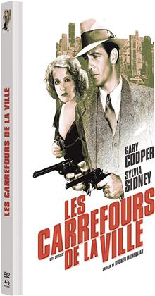 Les carrefours de la ville (1931) (Digipack, Limited Edition, Blu-ray + DVD)