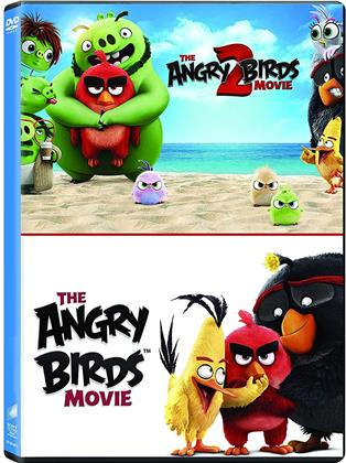 Angry Birds 1 & 2 - Collection (2 DVDs)
