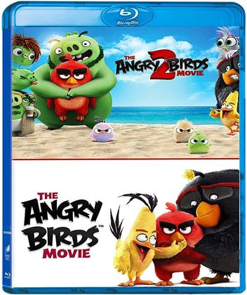 Angry Birds 1 & 2 - Collection (2 Blu-rays)