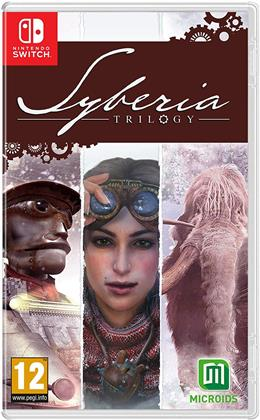 Syberia Trilogy (Definitive Edition)