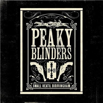Peaky Blinders - OST (2 CDs)