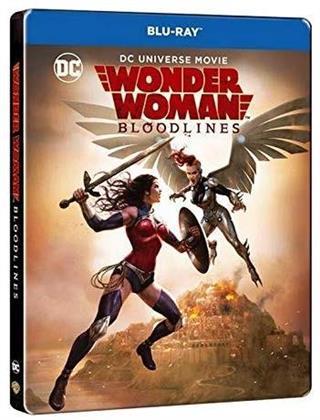 Wonder Woman - Bloodlines (2019) (Limited Edition, Steelbook)