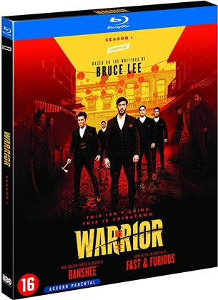 Warrior - Saison 1 (3 Blu-rays)