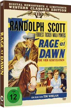 Rage at Dawn - Die vier Gesetzlosen (1955) (Western Classics, Limited Edition, Remastered)