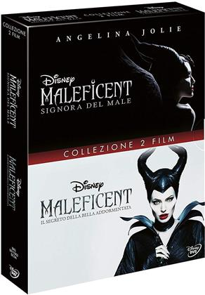 Maleficent (2014) / Maleficent 2 - Signora del Male (2019) - 2 Movie Collection (2 DVD)