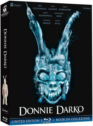 Donnie Darko (2001) (Edizione Limitata, 3 Blu-ray)