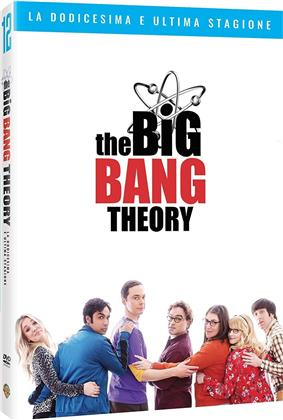 The Big Bang Theory - Stagione 12 (3 DVDs)