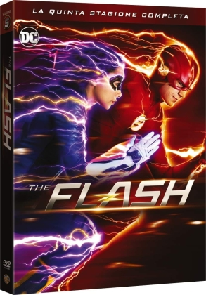 The Flash - Stagione 5 (5 DVDs)