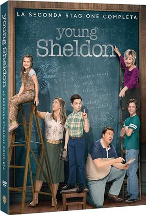 Young Sheldon - Stagione 2 (2 DVDs)