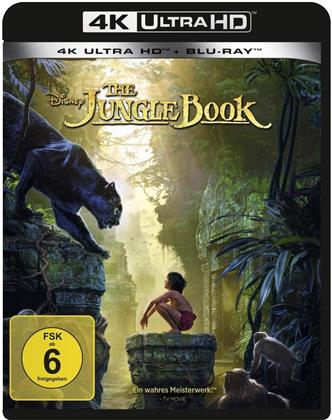 The Jungle Book (2016) (4K Ultra HD + Blu-ray)