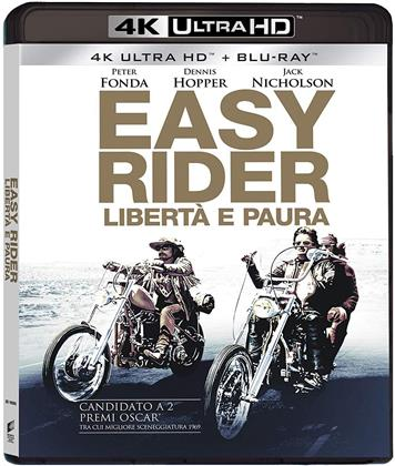 Easy Rider - Libertà e paura (1969) (4K Ultra HD + Blu-ray)