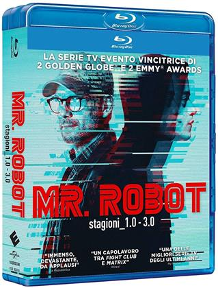 Mr. Robot - Stagioni 1-3 (10 DVDs)